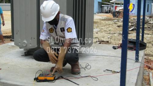 Pengukuran Grounding Instalasi | Urus SLO TM